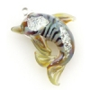 Lamp Bead Dolphin 2Pc 27mm Samba